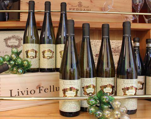 vino felluga gastronomia piazza