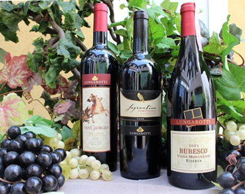 vino lungarotti gastronomia piazza